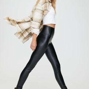 Aritzia Pants - ARITZIA Daria Leather Pant